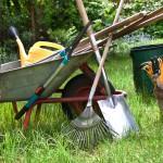Matériel de jardin, outils et pulvérisateurs