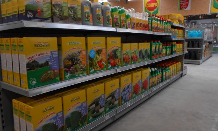 Engrais et phyto Ecostyle BIO